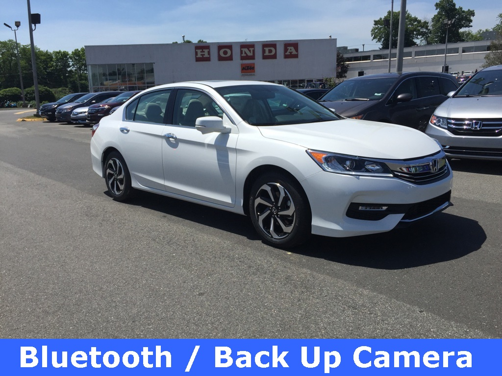 New 2016 honda accord ex l 4d sedan in manchester 50926 for Manchester honda service