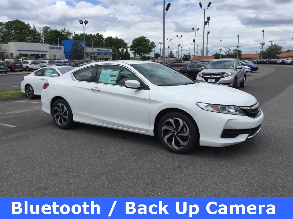 New 2016 honda accord lx s 2d coupe in manchester 50954 for Manchester honda service